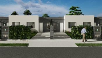 Residencial Vila Di Napolli - Casas em impressão 3D
